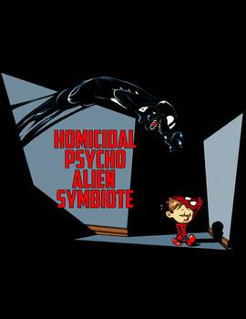 Homicidal Psycho Alien Symbiote