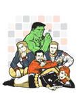 The Avengers Club