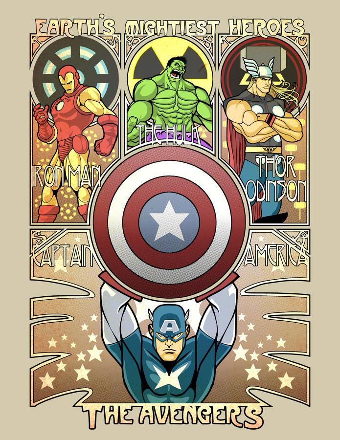 Avengers Nouveau