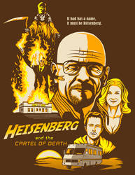 Heisenberg and the Cartel of Death