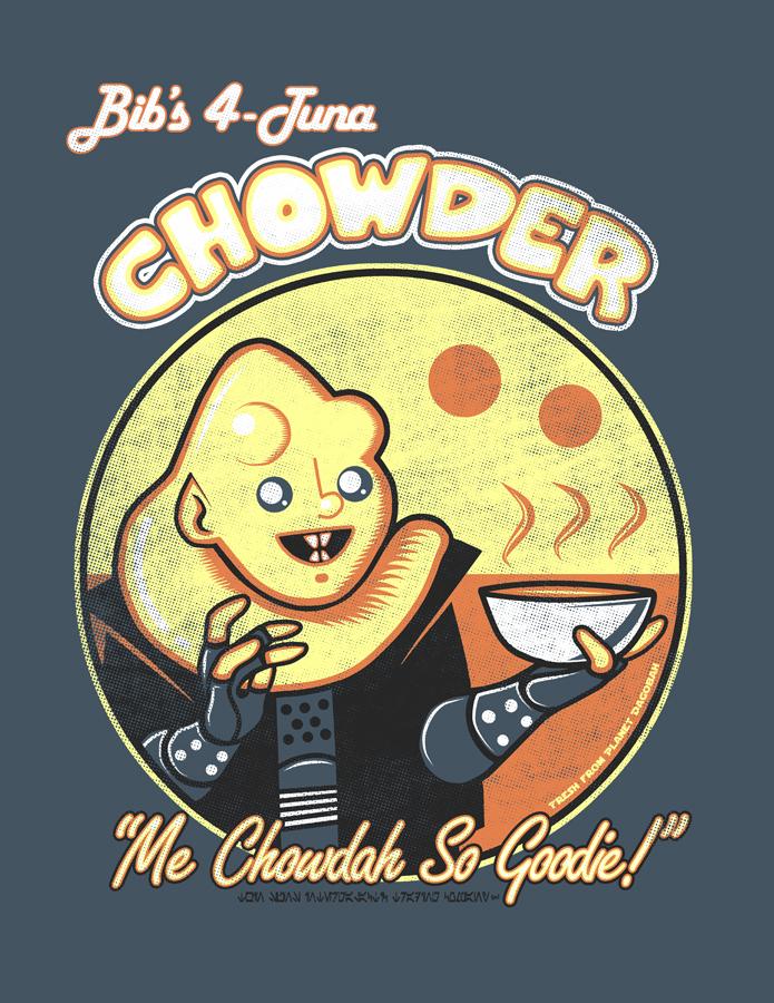 Bib's Chowder by ninjaink