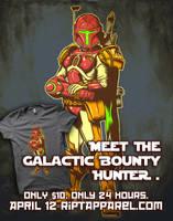 Galactic Bounty Hunter at RIPT by ninjaink