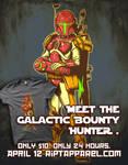 Galactic Bounty Hunter at RIPT