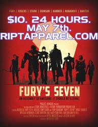 Fury's Seven at RIPT