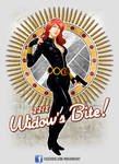 Black Widow NoseArt