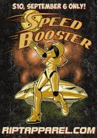 Go Speed Booster Go! by ninjaink