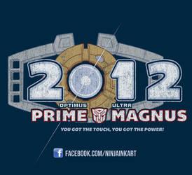 Vote Prime Magnus by ninjaink