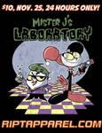 Mister J's Laboratory