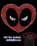 Deadpool Heart