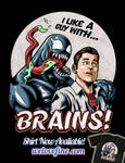 Venom Loves Brains