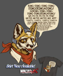 What Does Star Fox Say by ninjaink