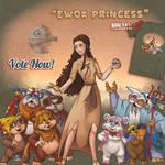 The Ewok Princess