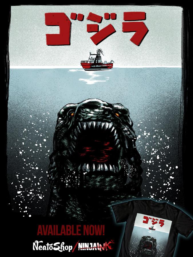 Alpha Predator by ninjaink