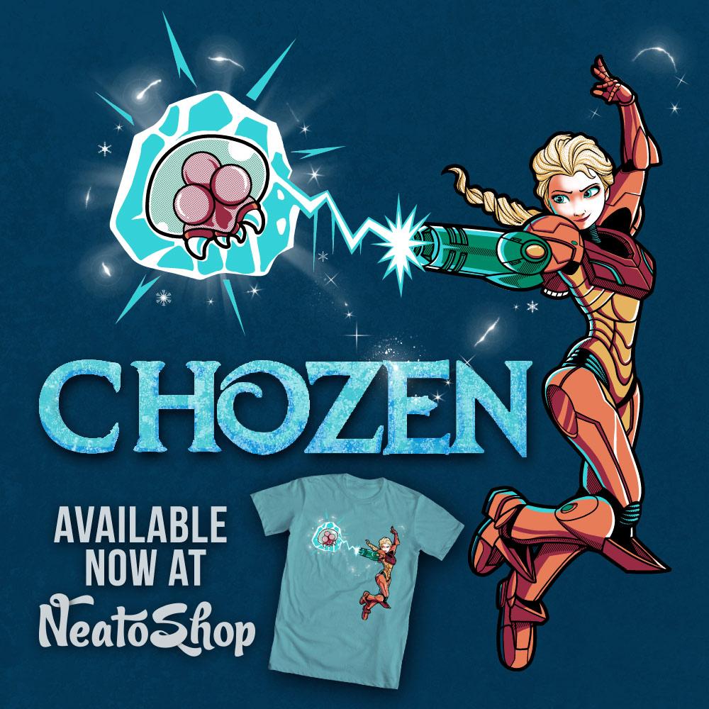Chozen by ninjaink
