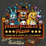 Freddy Fazbears Pizza 2nd Location
