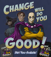Change Will Do You Good