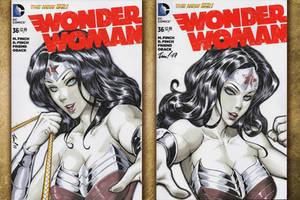 Wonder Woman Commissions