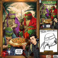 TMNT and Ghostbusters 2