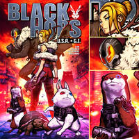 BLACK HOPS Hare Trigger Cover