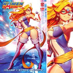 Kamen America Cover