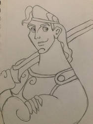 Disneys Hercules  by MusicLover88