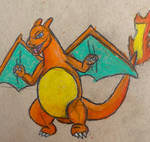 Charizard  by MusicLover88