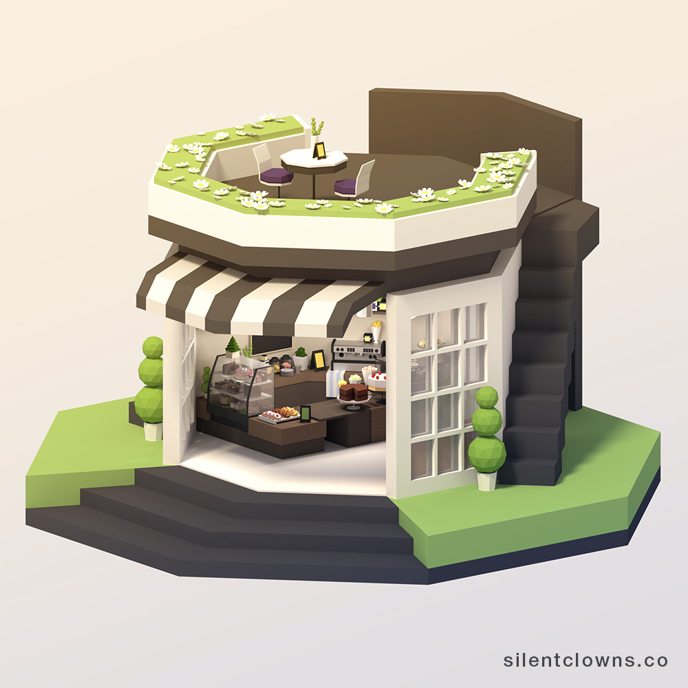 Cake Shop by lovejuices on DeviantArt