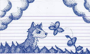 Hello Friend by Charpuppy