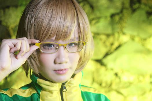 Persona 4 ~Chie~