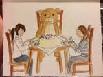 #007 Why are Teddie Bears Never Hungry? by PayneGray
