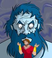 Odysseus is a Moron by annakinz