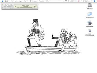 Hark a Desktop by annakinz