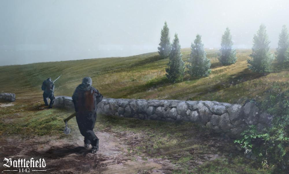 Battlefield 1142 by ChrisHogman