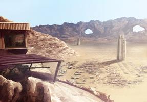 Mojave Aircraft Boneyard by ChrisPaints