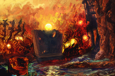 Conflagration by ChrisPaints