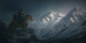 Bergsryttaren by ChrisPaints