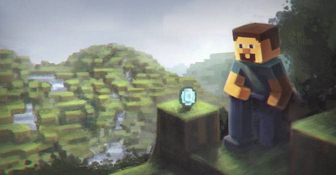 Minecraft: Diamond
