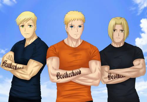 Brotherhood (Brotherhood of Roanapur)