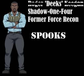 Spooks Roger Keegan