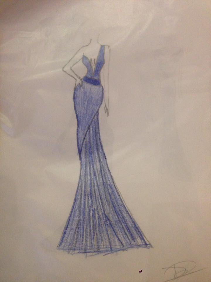 Dress2 by DominiusBasic