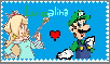 Luigalina fan stamp by Bfdifan27