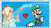 Luigalina fan stamp[Remake] by Bfdifan27