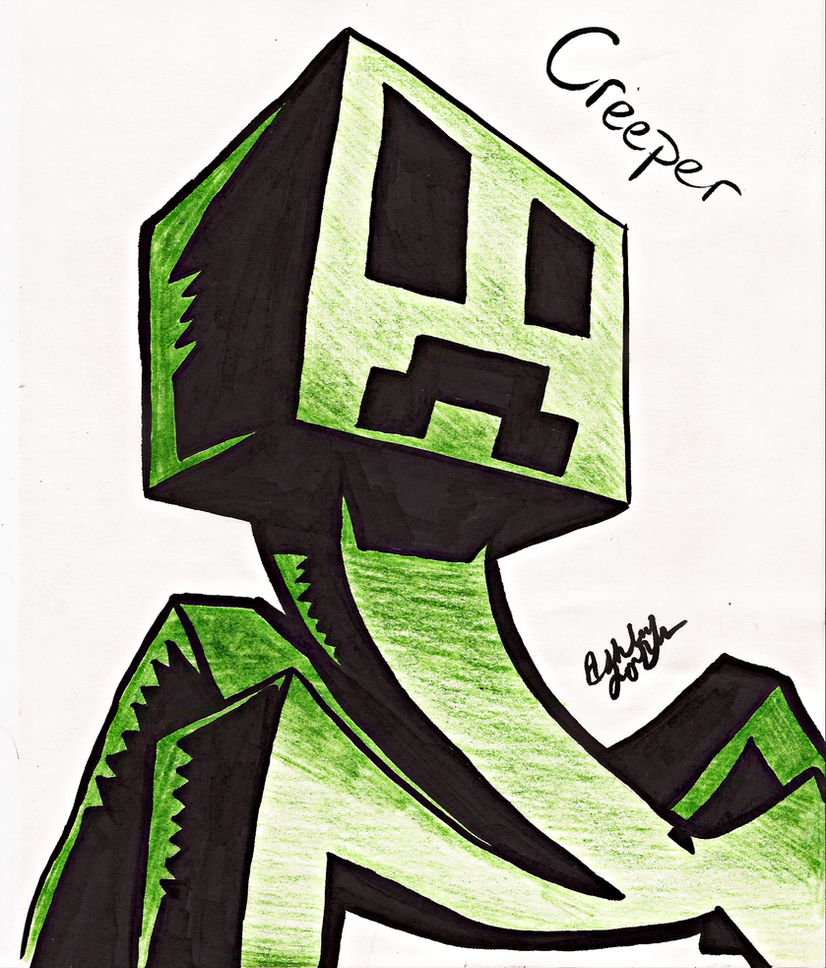 Minecraft Creeper | Know Your Meme