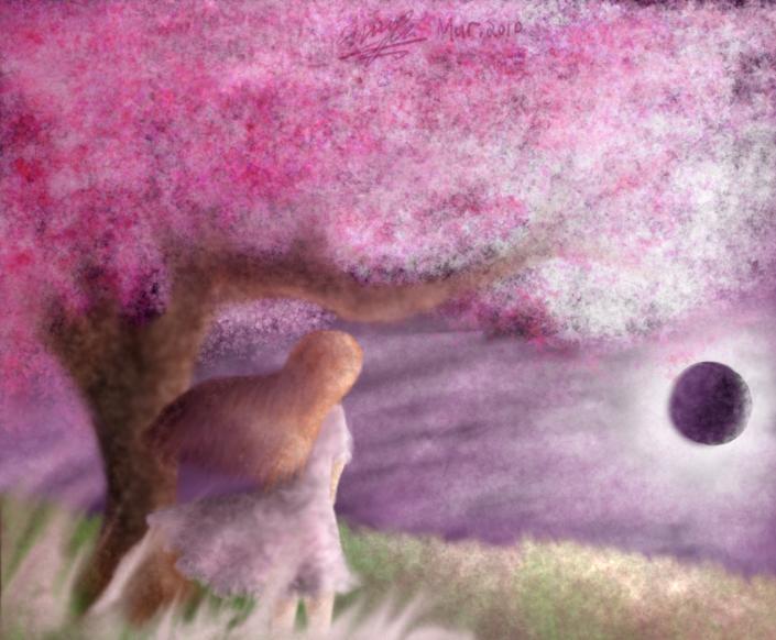 Cherry Blossom by AquaKacheek