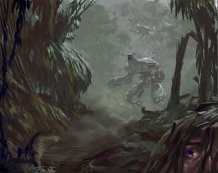 Predatorian by the-John-Doe