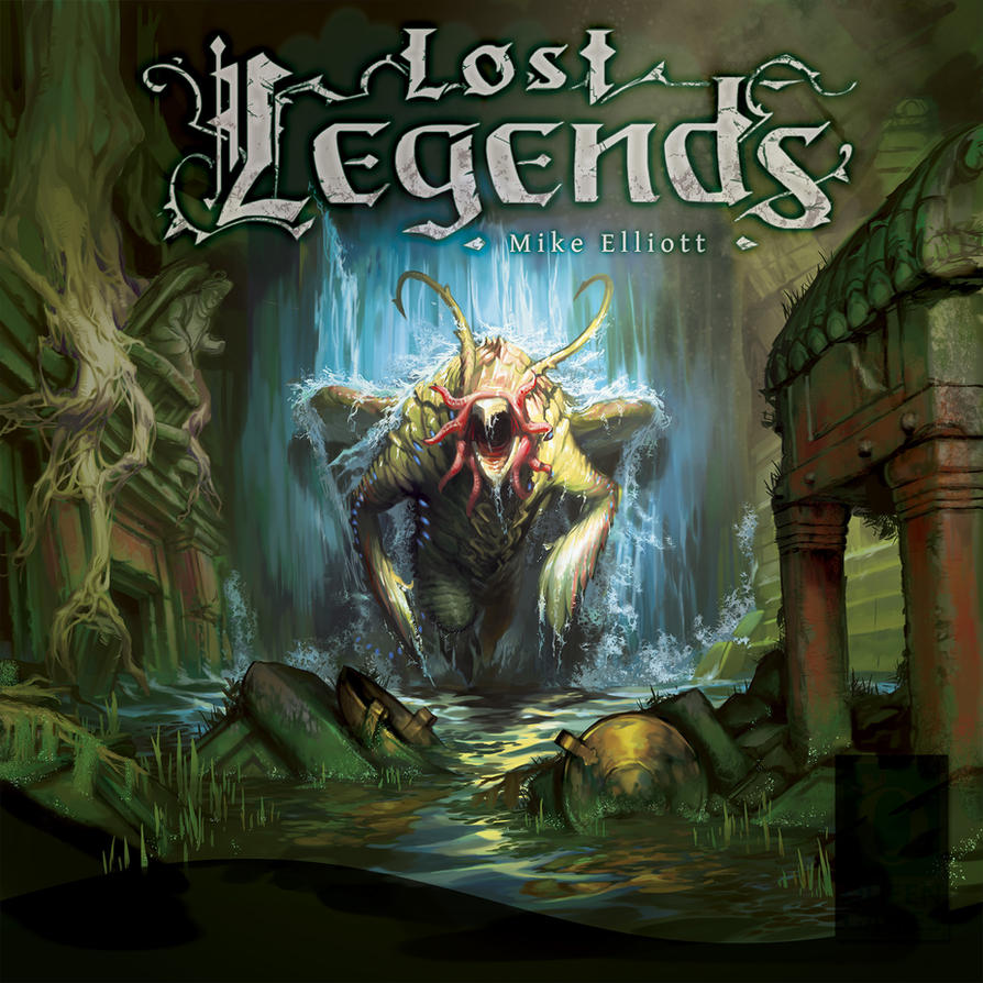 Lostlegends - expansion coverart by the-John-Doe
