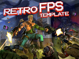 RetroFPS 'Cover'
