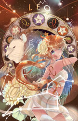 Leo [Zodiacal Constellations]