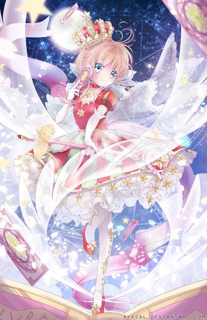 re: Card Captor Sakura by Ayasal