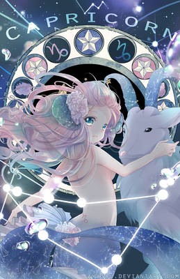 Capricorn [Zodiacal Constellations]